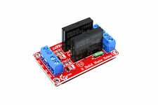 5V 2 ch Solid State Relay Genuine Keyes Module 240V AC 2A Arduino Flux Workshop