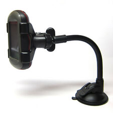 Flexible Car Windshield Suction Mount Clip Holder For Garmin Oregon 550 550t GPS