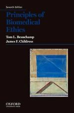 Principles of Biomedical Ethics by Tom L. Beauchamp and James F. Childress...