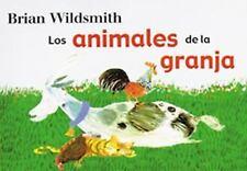 Los animales de la Granja by Brian Wildsmith (2001, Board Book)