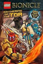 LEGO Bionicle: Gathering of the Toa (Graphic Novel #1)  (ExLib)