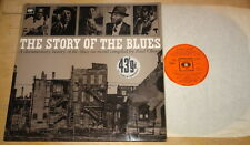 STORY OF THE BLUES UK CBS VOL 1 & 2 2x LP WILLIE DIXON ROBERT JOHNSON BO CARTER
