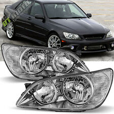 2001-2005 Lexus IS300 Headlights Replacement Headlamps Left+Right Lights 01-05