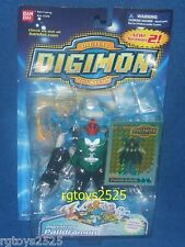DIGIMON ExVeemon and Stingmon DNA Digivolve to Digivolving Paildramon New 2001