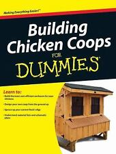 Building Chicken Coops For Dummies by Brock, Todd, Zook, David, Ludlow
