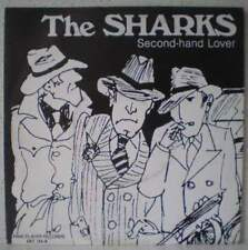 "The SHARKS Second-hand lover RARE 7"" 1984 Rock BELGIUM"
