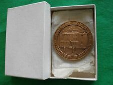 Westminster Hospital 250 Aniversario 1716 - 1966 Royal Mint Medalla FREEPOST