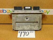 2011 Ford Escape #990 Engine Computer ECM ECU ( AL8A-12A650-BKB )