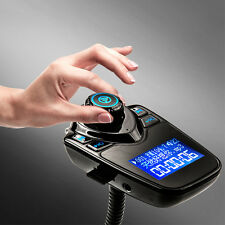 Wireless FM Transmitter Modulator Car Kit MP3 Player Handsfree Bluetooth USB yp
