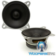 "PAIR JL AUDIO C5-400CM-RP 4"" CAR AUDIO 4 OHM COMPONENT MIDRANGE SPEAKERS NEW"