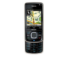 Nokia 6210 Navigator - Piano black (Unlocked)GPS  Cellular Phone Free Shipping