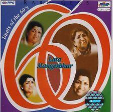 Rare Gems Duets Of The 60's - Lata Mangeshkar (RPG) UK - CD