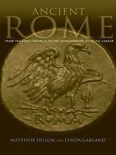 Used Book:  Ancient Rome: From The Early Republic To The Assassination Of Julius