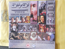 COLUMBIA TRISTAR HOME ENTERTAINMENT - DVD VIDEO HIGHLIGHTS - 2001 -PROMO