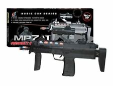 New Army Military Assault Guns/Rifle MP7A1 with laser Lights & Sound Kids Toy