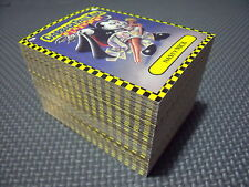 GARBAGE PAIL KIDS FLASHBACK 1 COMPLETE 160-CARD SET/WRAPPER ADAM BOMB NASTY NICK