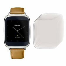 6 Membrane Screen Protector For Asus ZenWatch (WI500Q) - Glossy Cover Guard