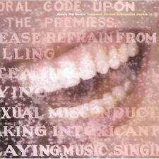 CD Alanis Morissette- supposed former infatuation junkie 093624709428