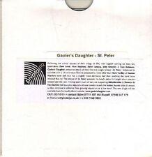 (CP441) Gaoler's Daughter, St Peter - 2011 DJ CD