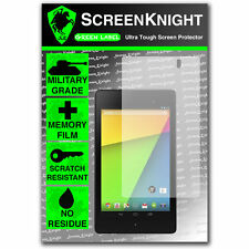 Screenknight Asus Google Nexus 7 2nd 2 Ii Gen Protector De Pantalla Invisible Shield