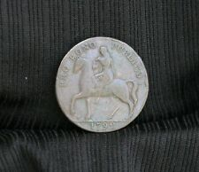 Lady Godiva 1792 Coventry 1/2 Penny World Coin token Great Britain Elephant UK b
