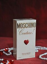 MOSCHINO COUTURE EDP 100ml., Discontinued, Very Rare, New in Box, Sealed