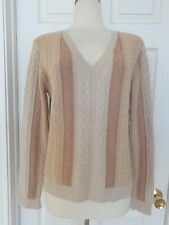 NEIMAN MARCUS EXCLUSIVE 100% cashmere sweater size XL
