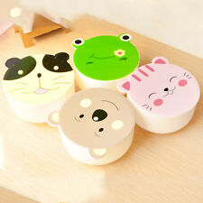 Portable Bento Lunch Box Utensils Food Storage Containers Microwave Oven Box New