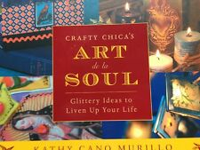 Crafty Chicas Art De La Soul Glittery Ideas Crafting Projects New Book Crafts