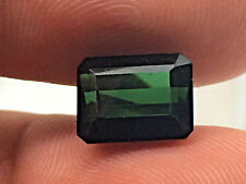 5.02 Dark Green Sharp Natural Loose Tourmaline Mined from Brazil Low Price!!!