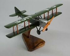 FK-8 Koolhoven Armstrong Whitworth Airplane Handcrafted Wood Model Large New