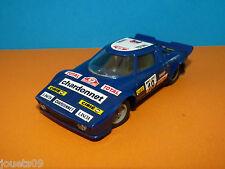Lancia Stratos # 18 pour circuit électrique Jouef 1/43