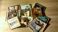Lot of 12 Country Western CD
