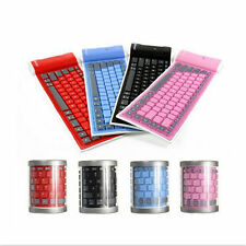 TY Bluetooth Portable Wireless Fold Keyboard For Tablet PC Phone iphone
