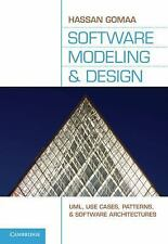 NEW Software Modeling and Design by Hassan Gomaa Hardcover Book (English) Free S