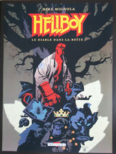 HELLBOY A BOX FULL OF EVIL MIKE MIGNOLA LIMITED FRENCH PRINT EXCLUSIVE BIG OKKO