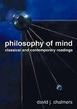 Philosophy of Mind : Classical and Contemporary Readings (2002, Paperback)