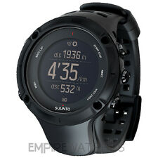 * NUOVO * SUUNTO ambit3 Peak Nero GPS multisport Watch-ss020677000-Rrp £ 350