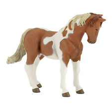 Papo 51094 Pinto Mare Horse Farm Animal Figurine Model Toy Replica - NIP