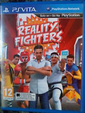 Reality Fighters Lucha parecido a Street Fighters PS Vita PAL España In english