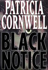 Black Notice Dr. Kay Scarpetta by Patricia Cornwell (1999) Hardcover Dustjacket