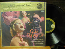 Offenbach Gaite Parisienne LP Capitol PAO 8405 Mono Gatefold Hollywood Bowl Orch