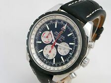 BREITLING NAVITIMER CHRONO-MATIC, LIMITED EDITION, XL 49mm,REF,A14360, WITH BOX
