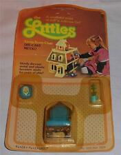 Mattel The Littles Doll Accessory Set - Living Room Chair, Footstool, & Plant