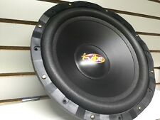 "Lanzar SVC 4ohm Car Audio 12"" Subwoofer Sub VB12"