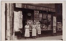 CPA - 69 - LYON -  Papeterie ARNAUD, mère et fille, 15 rue Moncey.