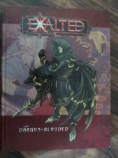 The Dragon-Blooded Exalted supplement White Wolf Game Studio USED hardback