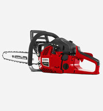 "Cobra 42"" Petrol Chainsaw 14"" Oregon bar-2 year warranty CS420-14."