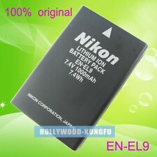 Genuine Original Nikon EN-EL9 EN-EL9A MH-23 battery for Nikon D60 D40X D40 D3000
