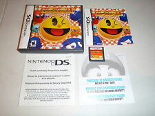 Pac n Roll Nintendo DS DSi 3DS Game Complete Pac Man PacnRoll